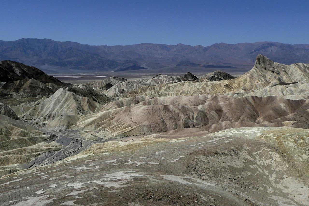 death valley cosa vedere